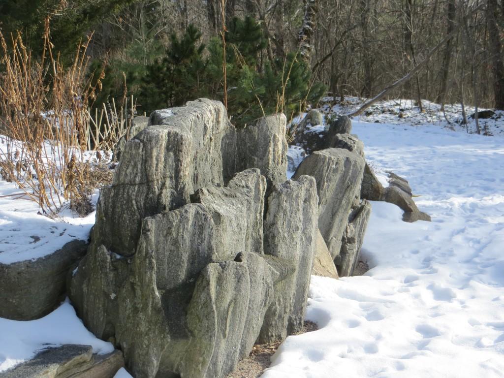 Dekoracja Ogrodu Po Sezonie Zimowym Sztuczne Skały Blog